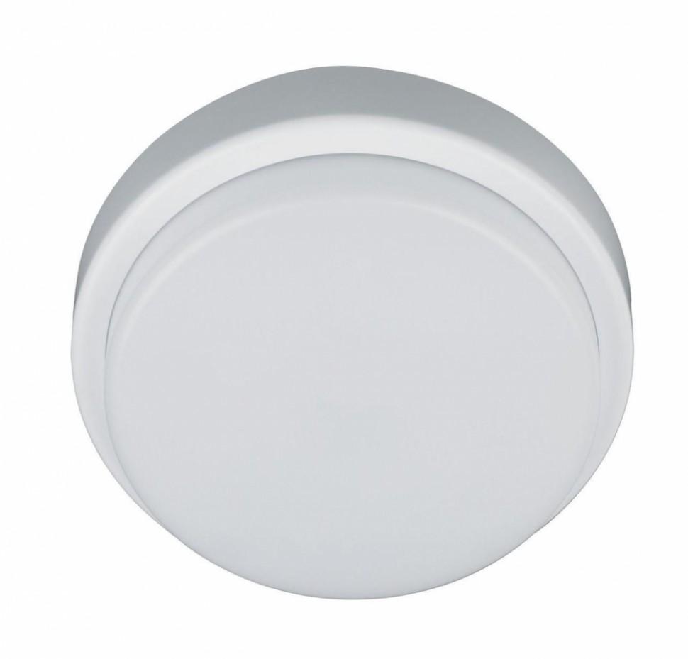 UL-00002738 Уличный настенно-потолочный светодиодный светильник Volpe ULW-Q211 12W/NW Sensor IP65 White